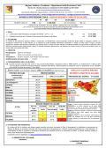 RISCHIO INCENDI E ONDATE DI CALORE DALLE ORE 0.00 DEL 01.08.2020 PER LE SUCCESSIVE 24 ORE (AVVISO DI PROTEZIONE CIVILE N.151 DEL 31-07-2020)