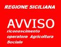 RICONOSCIMENTO DI OPERATORE DI AGRICOLTURA SOCIALE...
