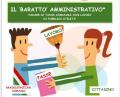 APERTURA TERMINI DI PRESENTAZIONE PER L'ACCESSO AL BARATTO AMMINISTRATIVO 2019.
