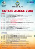 ESTATE ALIESE 2018