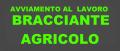 AVVIAMENTO AL LAVORO N.1 BRACCIANTE AGRICOLO